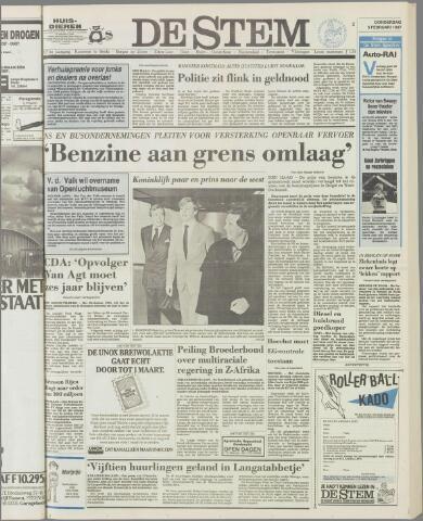 de Stem 1987-02-05