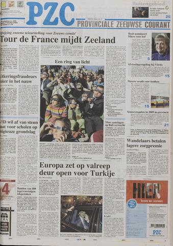 Provinciale Zeeuwse Courant 2005-10-04