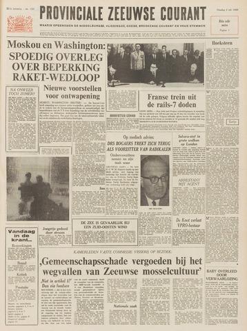 Provinciale Zeeuwse Courant 1968-07-02