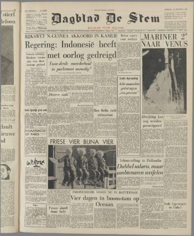 de Stem 1962-08-28