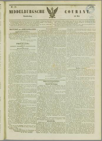 Middelburgsche Courant 1847-05-13