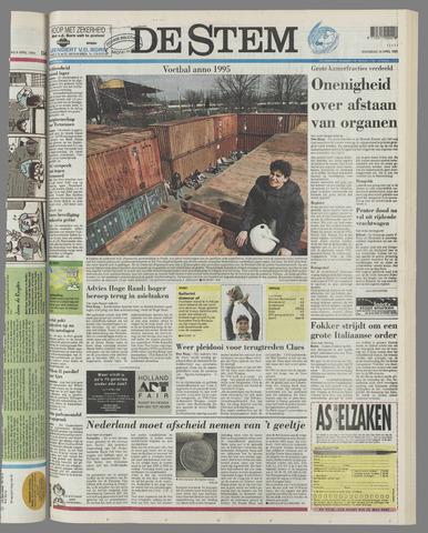 de Stem 1995-04-10