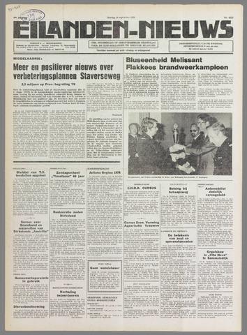 Eilanden-nieuws. Christelijk streekblad op gereformeerde grondslag 1976-09-14