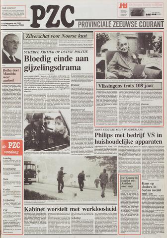Provinciale Zeeuwse Courant 1988-08-19