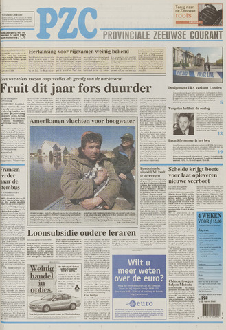 Provinciale Zeeuwse Courant 1997-04-22