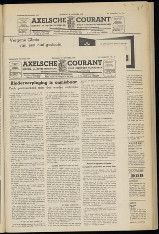 Axelsche Courant 1952-11-19