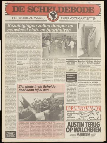 Scheldebode 1984-11-21