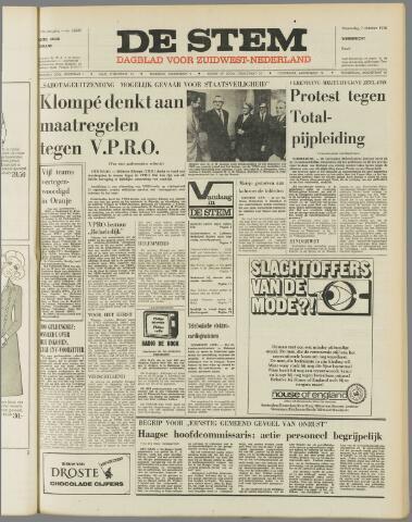 de Stem 1970-10-07