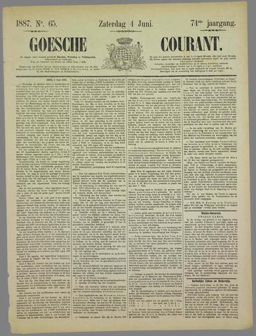 Goessche Courant 1887-06-04