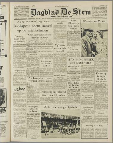 de Stem 1957-08-05