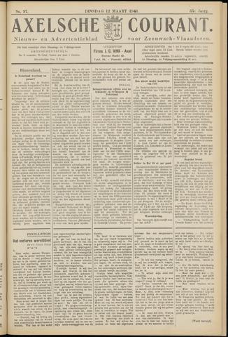 Axelsche Courant 1940-03-12