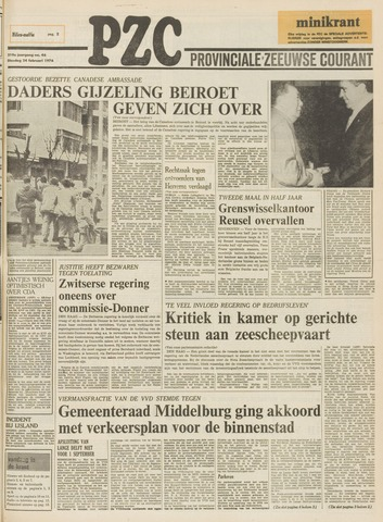 Provinciale Zeeuwse Courant 1976-02-24