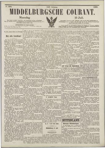 Middelburgsche Courant 1901-07-15