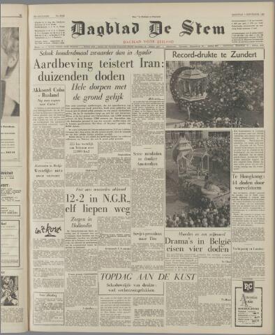de Stem 1962-09-03