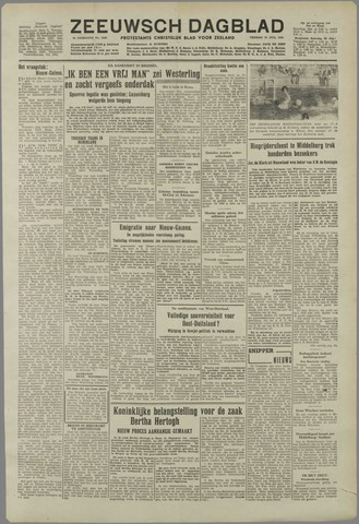 Zeeuwsch Dagblad 1950-08-25