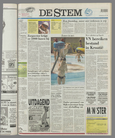 de Stem 1995-05-04