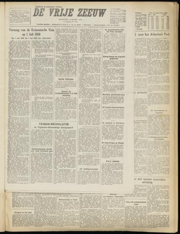 de Vrije Zeeuw 1949-03-14