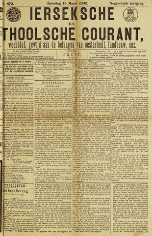 Ierseksche en Thoolsche Courant 1902-03-15