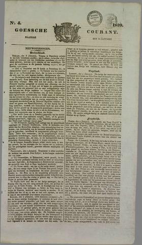Goessche Courant 1839-01-14