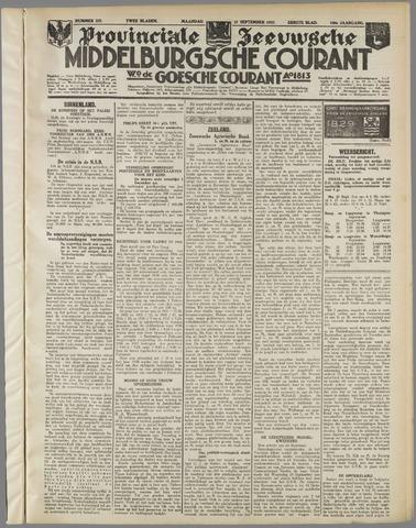 Middelburgsche Courant 1937-09-27