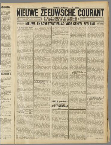 Nieuwe Zeeuwsche Courant 1934-02-20