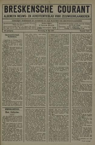 Breskensche Courant 1919-05-28