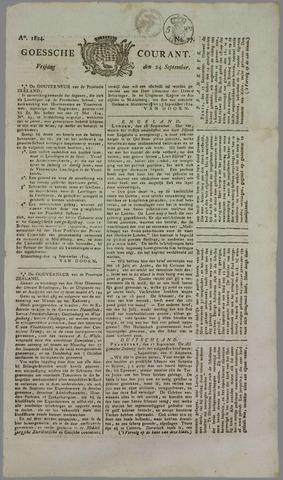 Goessche Courant 1824-09-24