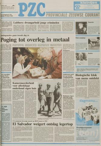Provinciale Zeeuwse Courant 1993-03-16