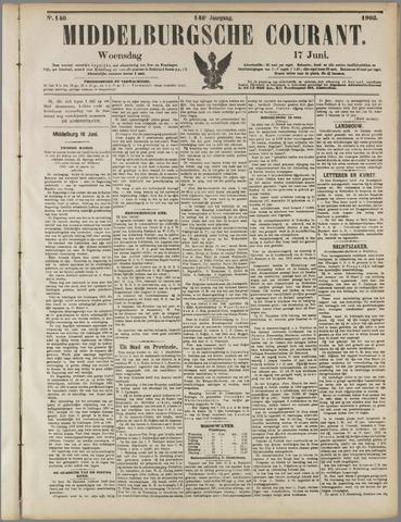 Middelburgsche Courant 1903-06-17