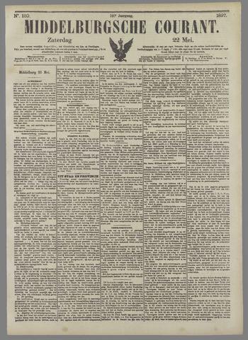 Middelburgsche Courant 1897-05-22