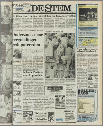 de Stem 1991-03-28