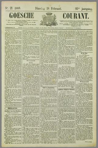 Goessche Courant 1908-02-18