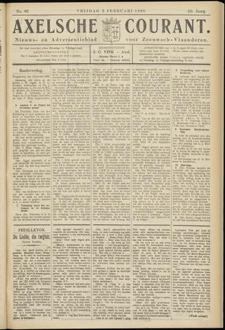 Axelsche Courant 1928-02-03