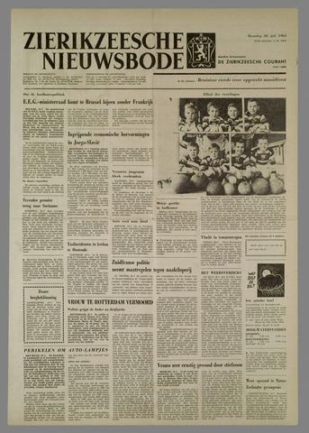 Zierikzeesche Nieuwsbode 1965-07-26