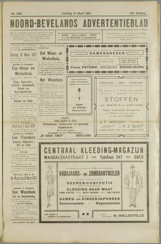 Noord-Bevelands Nieuws- en advertentieblad 1928-03-24