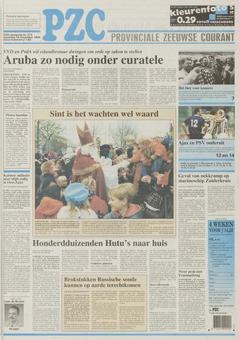 Provinciale Zeeuwse Courant 1996-11-18