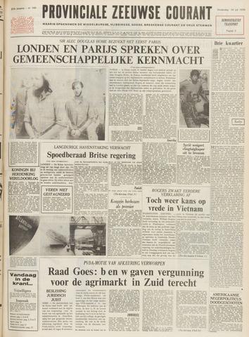 Provinciale Zeeuwse Courant 1970-07-16