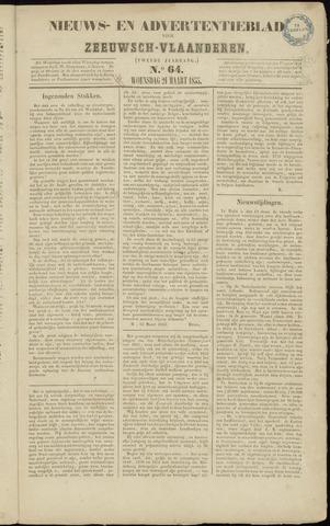 Ter Neuzensche Courant. Algemeen Nieuws- en Advertentieblad voor Zeeuwsch-Vlaanderen / Neuzensche Courant ... (idem) / (Algemeen) nieuws en advertentieblad voor Zeeuwsch-Vlaanderen 1855-03-21