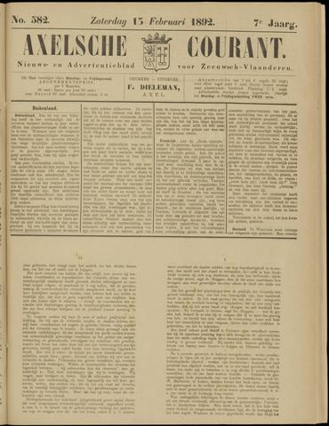 Axelsche Courant 1892-02-13