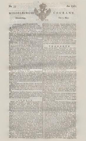 Middelburgsche Courant 1761-05-07