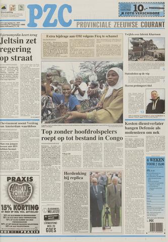 Provinciale Zeeuwse Courant 1998-08-24