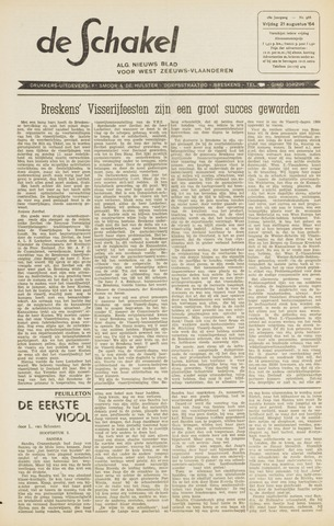 De Schakel 1964-08-21