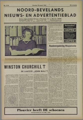Noord-Bevelands Nieuws- en advertentieblad 1965-01-30