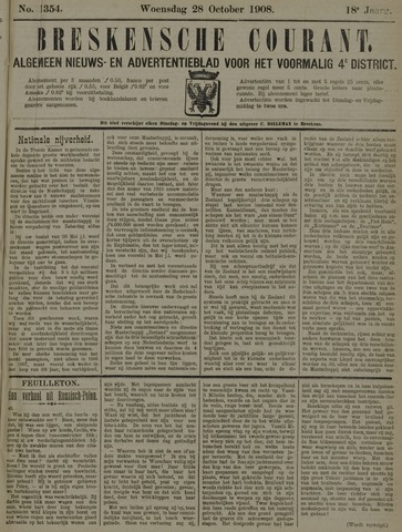 Breskensche Courant 1908-10-28