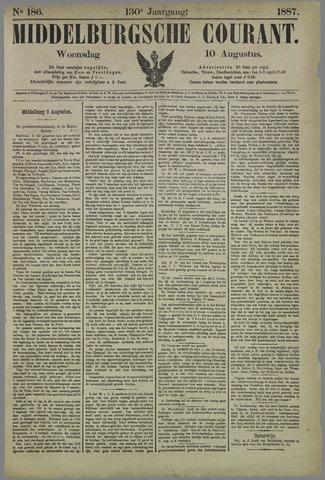 Middelburgsche Courant 1887-08-10