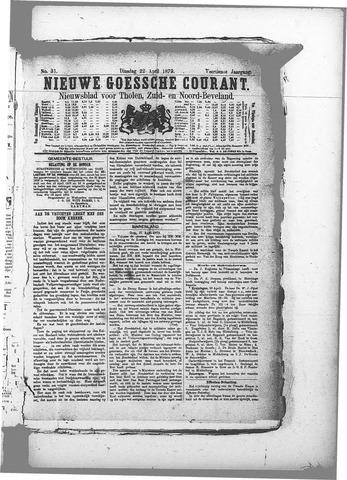 Nieuwe Goessche Courant 1879-04-22
