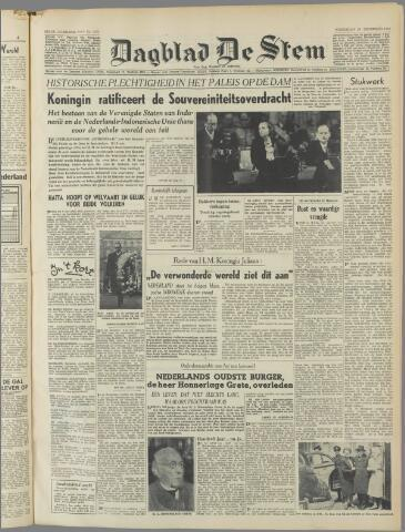 de Stem 1949-12-28