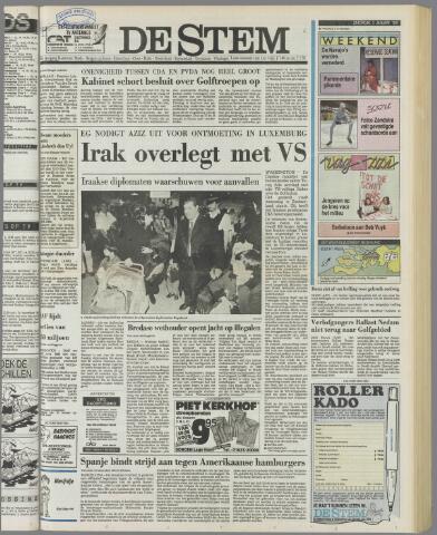 de Stem 1991-01-05