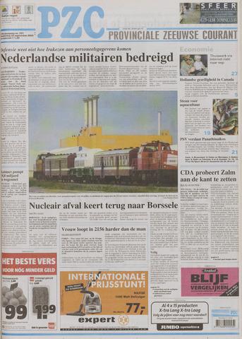 Provinciale Zeeuwse Courant 2004-09-30