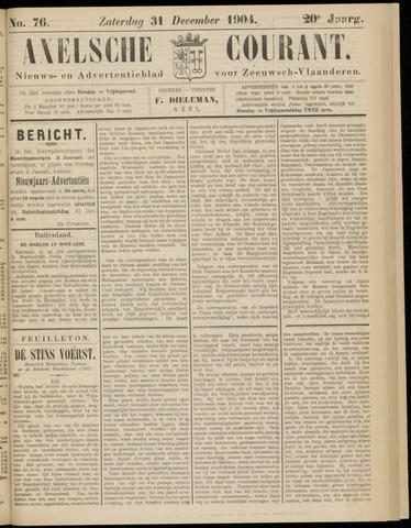 Axelsche Courant 1904-12-31